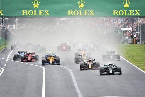 Hungarian Grand Prix driver ratings