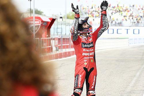 Uitslag: MotoGP Grand Prix van San Marino