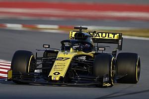 Tes F1 Barcelona: Hulkenberg puncaki pekan pertama