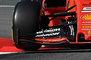 Vettel se luce en la primera mañana de la F1 2019