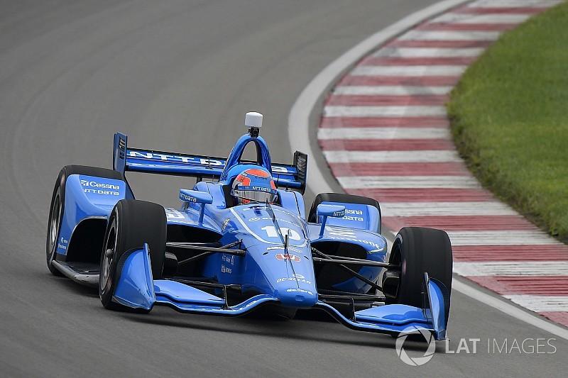 Jones seeks IndyCar options as Rosenqvist-Ganassi rumors intensify