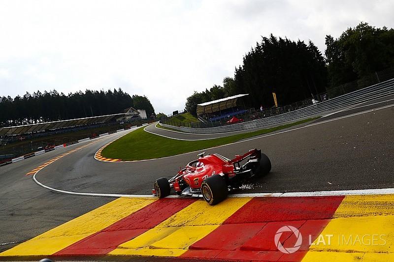 Hasil F1 FP2 GP Belgia: Raikkonen di puncak, Ferrari masih tercepat