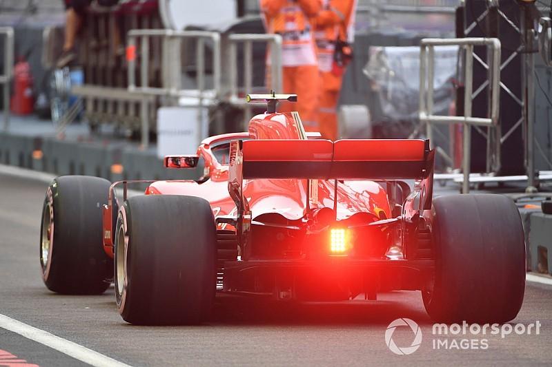 Гран Прі Росії: компоненти моторів