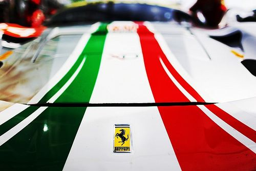 Ferrari espera llevar su hipercoche a la serie IMSA