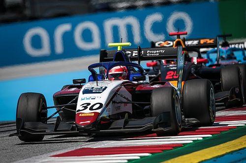F3: Enzo Fittipaldi conquista 11 pontos em final de semana com 4º e 8º lugares na Áustria