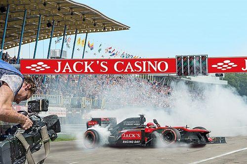 Gamma Racing Day verandert in Jack's Racing Day en krijgt F1-demo