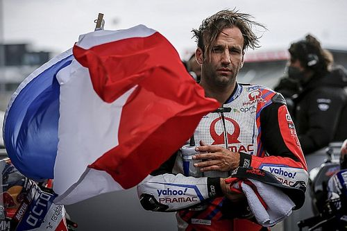 """Zarco """"wrong"""" to be disappointed about lost home MotoGP win"""