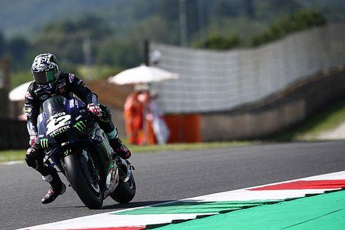 Vinales doesn't blame Marquez for Mugello MotoGP Q1 exit