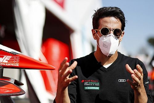 """Di Grassi: """"No reason"""" for Audi to break down in Rome E-Prix"""