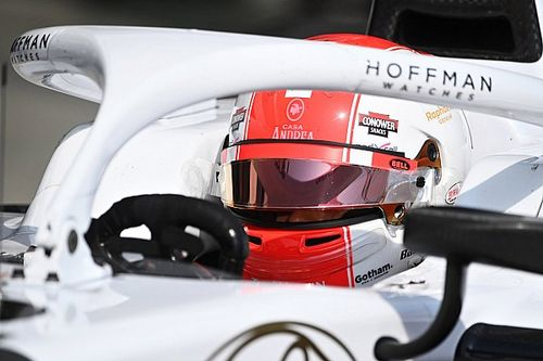 بوشونغ يتصدر الحصة الختامية من تجارب البحرين للفورمولا 2