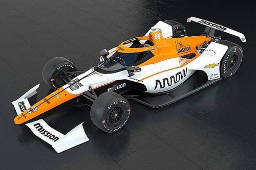 Montoya correrá Indy 500 con el #86 en honor a McLaren