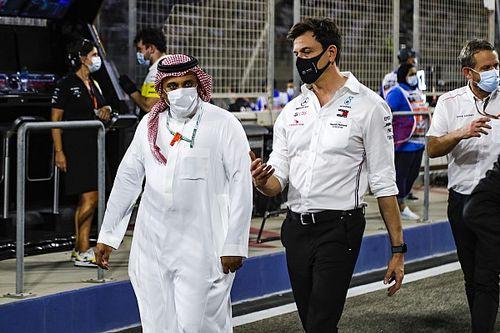 A szaúdi futam promótere már beszélt néhány pilótával az emberi jogi aggodalmakról