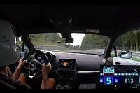 Vídeo: una vuelta a Nürburgring Nordschleife con el nuevo Alpine A110S