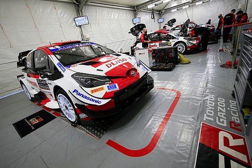 WRC: Toyota gasta su último comodín en el motor