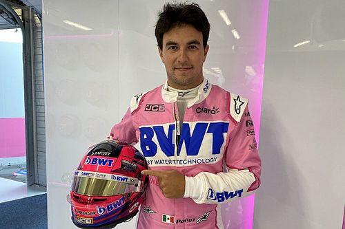 F1: Perez ha finito la quarantena e potrebbe correre!