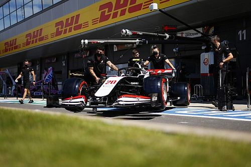 British GP: Best F1 images from Silverstone on Thursday