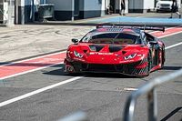 Hulkenberg tests Lamborghini GT3 car at the Nurburgring