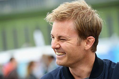F1: Rosberg compara Hamilton e Schumacher e diz que inglês é mais político