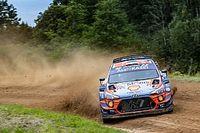 WRC: Tanak y Hyundai, a seguir en la batalla por el título en Turquía