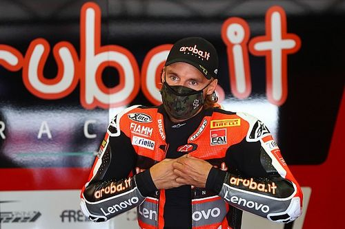 """Davies: """"Impossible"""" not to take Ducati exit personally"""