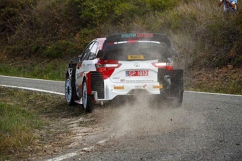 """Ogier """"never changed so much on car"""" to find WRC Rally Spain sweet spot"""