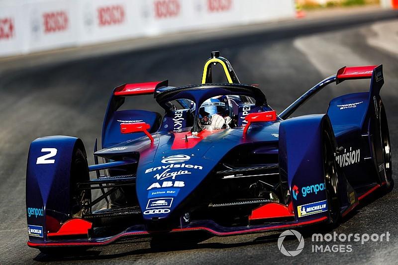 Bird tops post-race Formula E test in Saudi Arabia