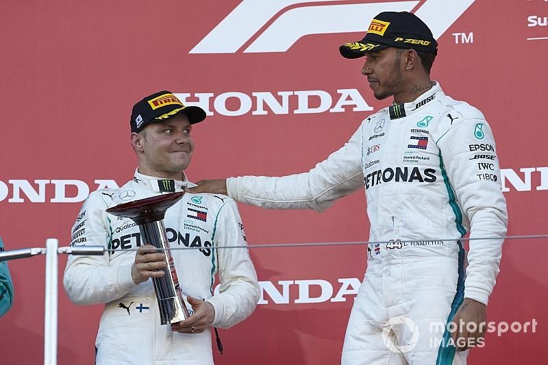 Hamilton mette le cose in chiaro: