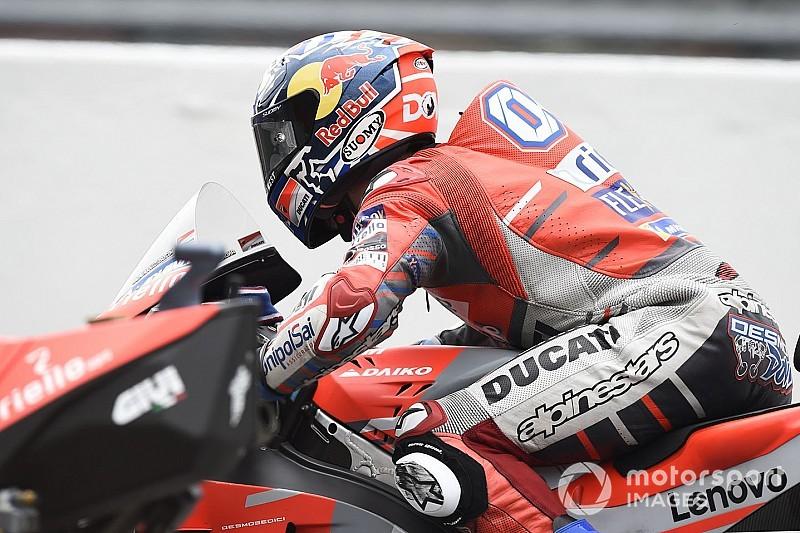 """Dovizioso na P6: """"Verschil tussen trainingen en race te groot"""""""