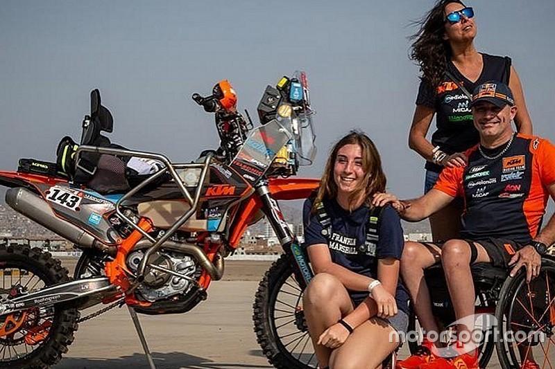 Дакар-2019, етап 5: найкращі світлини мотоциклів