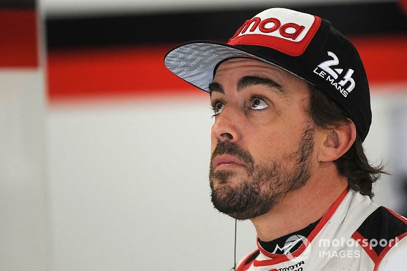 WEC 2019/20, Toyota berniat pertahankan Alonso