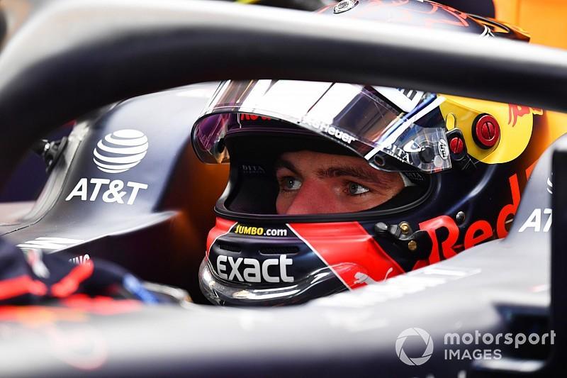 Ферстаппен втратив п'ять позицій на старті Гран Прі США через заміну коробки передач