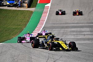 Renault rivals frustrated by Sainz penalty