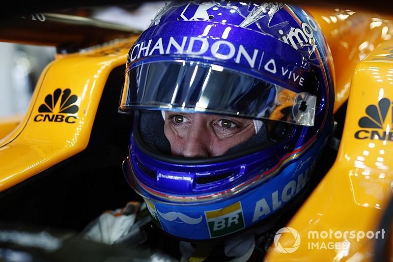 Alonso insiste :