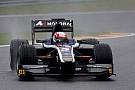 فورمولا 2 فورمولا 2: غيوتو يرث الفوز بعد حادث دي فريز ولوكلير في اللفّة الأخيرة