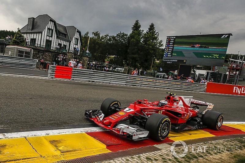 EL3 - Un Räikkönen record devant les inséparables Vettel et Hamilton