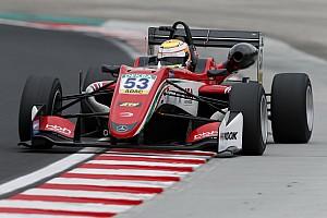 Євро Ф3 Репортаж з гонки Євро Ф3 у Хоккенхаймі: Ілотт виграв передостанню гонку сезону