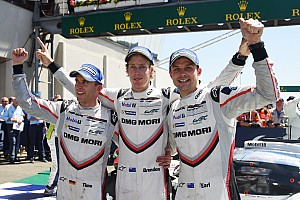 Le Mans Artículo especial 'Del Game Over a la gloria de Le Mans', la columna de Timo Bernhard