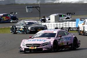 DTM Репортаж з практики DTM на Нюрбургринзі: Ауер виграв недільне тренування