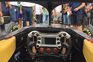 FIA F2 Actualités Le Halo en F2: qu'en pensent les pilotes?