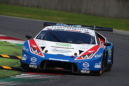 Ombra Racing correrà nel 2018 nell'International GT Open