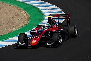 GP3 Отчет о гонке Фукузуми выиграл субботнюю гонку GP3 в Хересе