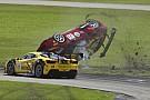 Ferrari Galeri: Ferrari Challenge'da korkutucu kaza
