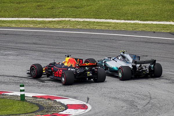 Formula 1 Son dakika Horner: Ricciardo'nun 2017'de yaptığı geçişler 'olağanüstü'