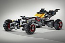 Une Batmobile Lego et grandeur nature!
