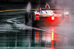 Formula E Prove libere Rosenqvist illumina Brooklyn, Di Grassi invece si... spegne