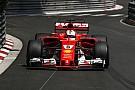 Formula 1 Monaco, Libere 3: due Ferrari davanti e le Mercedes fanno fatica