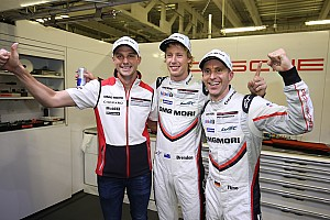 WEC Reporte de calificación Porsche consigue la pole para las 6h de México