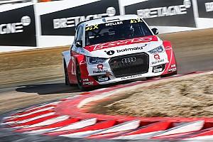 """World Rallycross Blog La colonna di Nico Müller: """"Orgoglioso dei primi punti mondiali nel Rallycross!"""""""