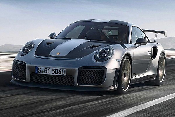 Automotive Breaking news Porsche shows on video top 5 features of the 911 GT2 RS