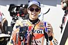 Marquez berharap cuaca kering saat balapan